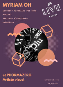 live auzon lectures audiovisuelles myriam oh phormazero